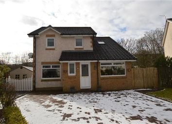 Thumbnail 4 bed property for sale in Hollytree Gardens, Lennoxtown, Glasgow