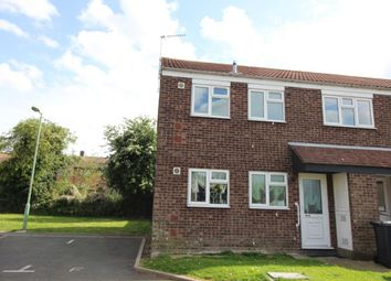 Thumbnail 2 bed flat to rent in Spexhall Way, Lowestoft