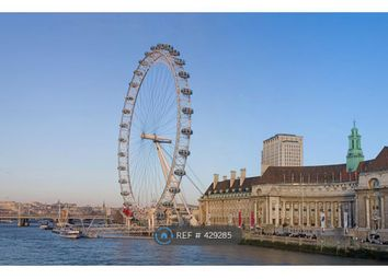 Thumbnail 1 bed flat to rent in County Hall, London
