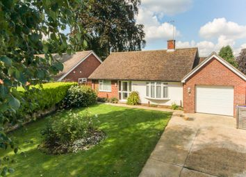 Thumbnail 3 bedroom detached bungalow for sale in Wyndham Way, Newmarket