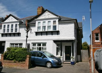 Thumbnail 4 bed semi-detached house for sale in Grange Road, Deal