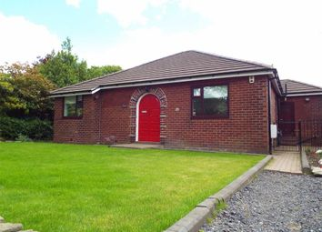 Thumbnail 3 bed detached bungalow to rent in Bolton Road, Hawkshaw, Greater Manchester