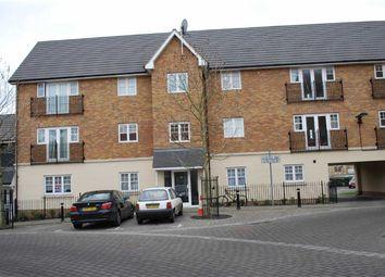Thumbnail 2 bed flat to rent in Caspian Way, Purfleet, Essex