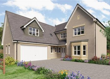"Thumbnail 5 bedroom detached house for sale in ""Leader Det"" at Kingsfield Drive, Newtongrange, Dalkeith"