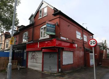 Thumbnail Retail premises for sale in Manchester Road, Chorlton-Cum-Hardy, Manchester