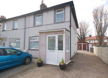Thumbnail 3 bed semi-detached house for sale in Edgeway Road, Blackpool