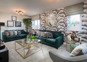 Thumbnail 3 bed semi-detached house for sale in Heathy Wood, Copthorne, West Sussex