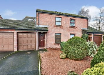 Thumbnail 3 bed detached house for sale in Beech Croft, Wigton, Cumbria