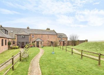 Thumbnail 4 bed barn conversion for sale in Red Barn, Wroughton, Swindon
