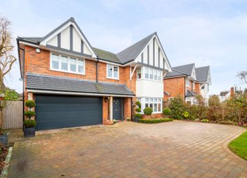 Thumbnail 5 bed detached house for sale in Tilehouse Green Lane, Knowle, Solihull