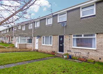 Thumbnail 3 bed terraced house for sale in Newburgh Avenue, Seaton Delaval, Whitley Bay