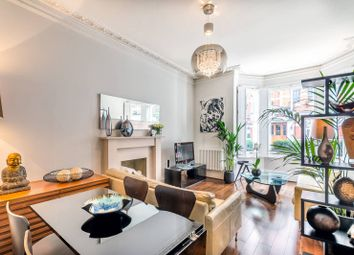 Thumbnail 1 bed flat to rent in Drayton Gardens, Chelsea, London