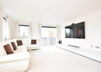 Thumbnail 2 bed flat for sale in Trafalgar Gardens, Three Bridges, Crawley, West Sussex