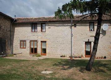 Thumbnail 4 bed property for sale in Limalonges, Deux-Sèvres, France
