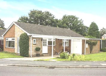 Thumbnail 3 bed detached bungalow for sale in Oaken Grove, Haxby, York