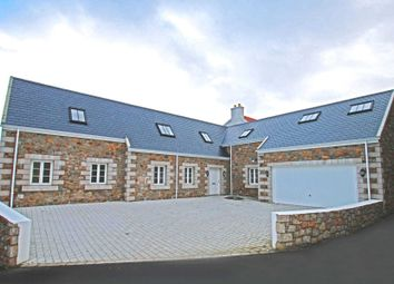 Thumbnail 4 bedroom semi-detached house for sale in La Rue D'olive, St. Mary, Jersey