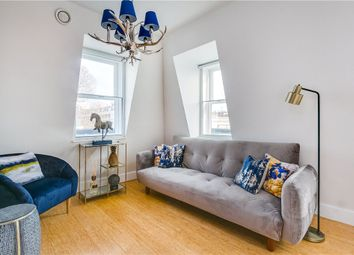Thumbnail 3 bed flat for sale in Eardley Crescent, London