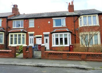 Thumbnail 2 bed terraced house for sale in Heathway Avenue, Blackpool