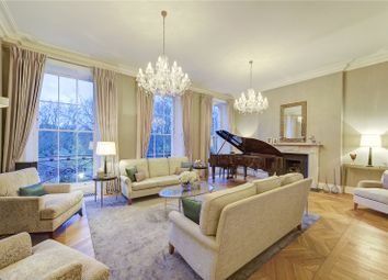 Thumbnail 5 bedroom terraced house for sale in Chester Terrace, London