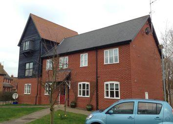 Thumbnail 2 bedroom flat to rent in Needham Market, Ipswich