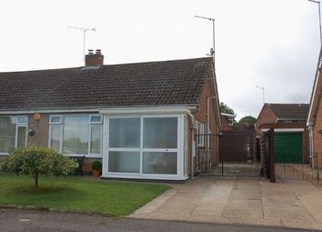 Thumbnail 2 bed semi-detached bungalow for sale in Gayhurst Close, Moulton, Northampton