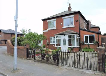 3 bed terraced house for sale in Matthews Lane, Manchester M19