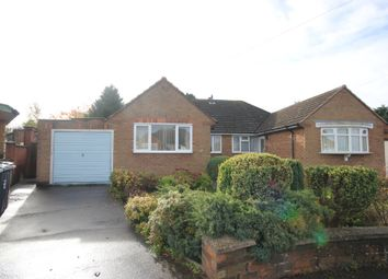 Thumbnail 2 bed semi-detached bungalow for sale in Langley Rise, Solihull