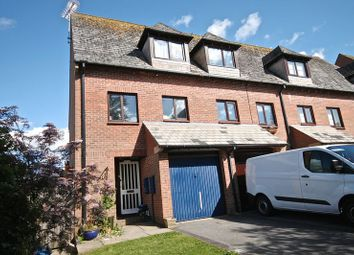 Thumbnail 4 bed end terrace house to rent in Earl Close, Dorchester