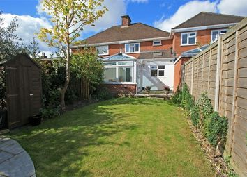 Thumbnail 3 bed terraced house for sale in Waterford Lane, Lymington, Hampshire