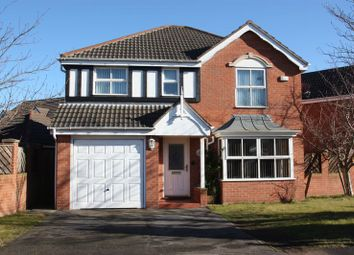 Thumbnail 4 bed detached house to rent in Bluebell Way, Upton, Pontefract
