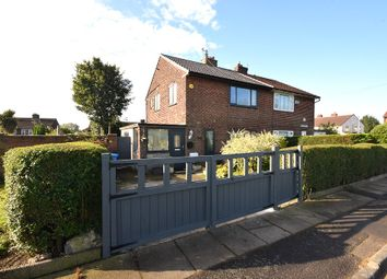Thumbnail 3 bed semi-detached house for sale in Broughton Avenue, Little Hilton, Worsley, Manchester