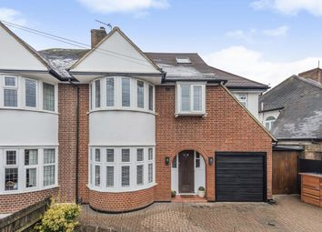 Thumbnail 5 bed semi-detached house for sale in Kenley Road, Norbiton, Kingston Upon Thames