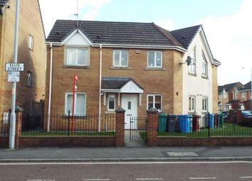 Thumbnail 3 bedroom semi-detached house for sale in Ellis Street, Hulme, Manchester, Greater Manchester
