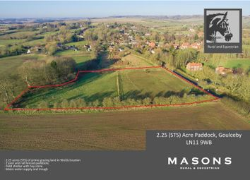 Land for sale in Horncastle Road, Goulceby, Louth LN11