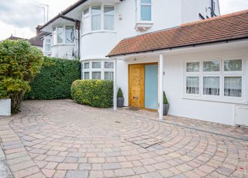 Thumbnail 4 bed semi-detached house for sale in Finchley Central, London