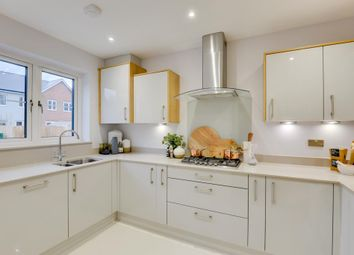 Thumbnail 4 bed detached house for sale in Bradbury Close, Station Road, East Preston