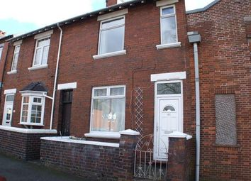 Thumbnail 3 bed terraced house to rent in Albert Street, Newcastle-Under-Lyme