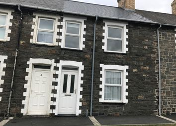 Thumbnail 2 bed terraced house to rent in Trefechan, Aberystwyth