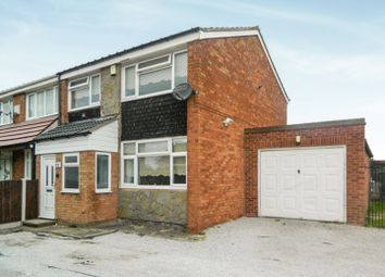Thumbnail 3 bedroom end terrace house for sale in Stornoway Road, Castle Vale, Birmingham