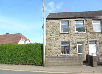 Thumbnail 2 bed semi-detached house for sale in Llantrisant Road, Llantwit Fardre, Pontypridd
