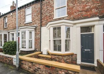 Thumbnail 3 bed terraced house to rent in Vine Street, York