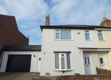 Thumbnail 2 bed end terrace house for sale in Albion Street, Wigston, Leicester, Leicestershire