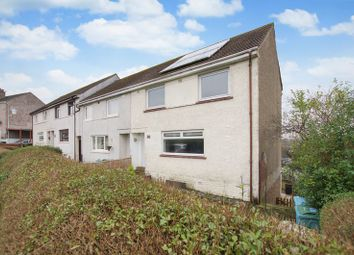 Thumbnail 3 bed terraced house for sale in Dunvegan Avenue, Coatbridge