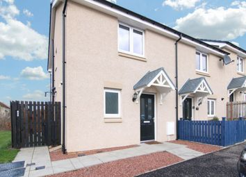 Thumbnail 2 bed end terrace house for sale in South Quarry Terrace, Gorebridge