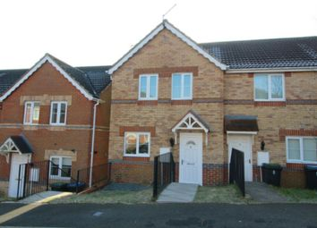 Thumbnail 3 bed end terrace house for sale in Valley Close, Stanley Co Durham