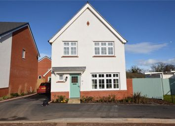 Thumbnail 3 bed detached house for sale in Swift Road, Dawlish, Devon