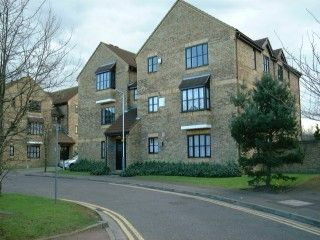 Thumbnail 1 bedroom flat to rent in Jasmin Close, Northwood