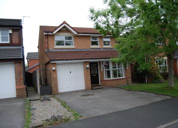Thumbnail 3 bed detached house for sale in Ansford Avenue, Wigan