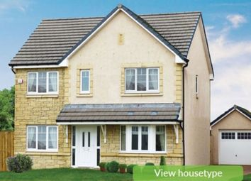 Thumbnail 4 bed detached house for sale in The Views Oakley Road, Saline, Dunfermline