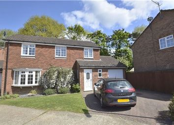 Thumbnail 4 bed detached house for sale in Birchwood Close, Horley